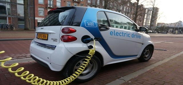 Surging oil prices could accelerate the shift to EVs, says the IEA